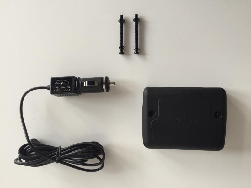 inCarBite QR3-mini-dock universele houder